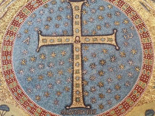 Croce gemmata