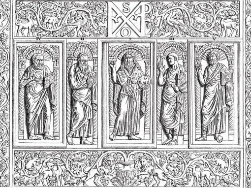 Cattedra di Massimiano