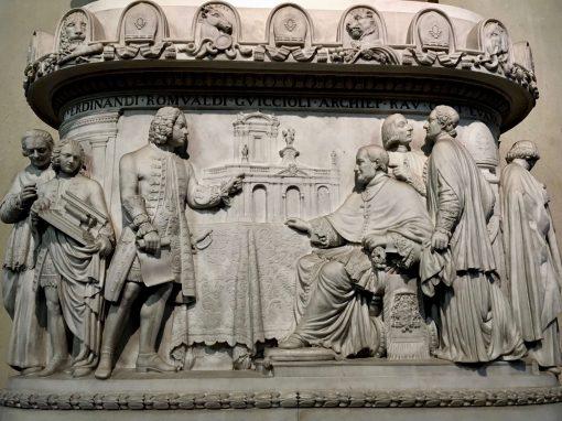 Cenotafio di Ferdinando Romualdo Guiccoli
