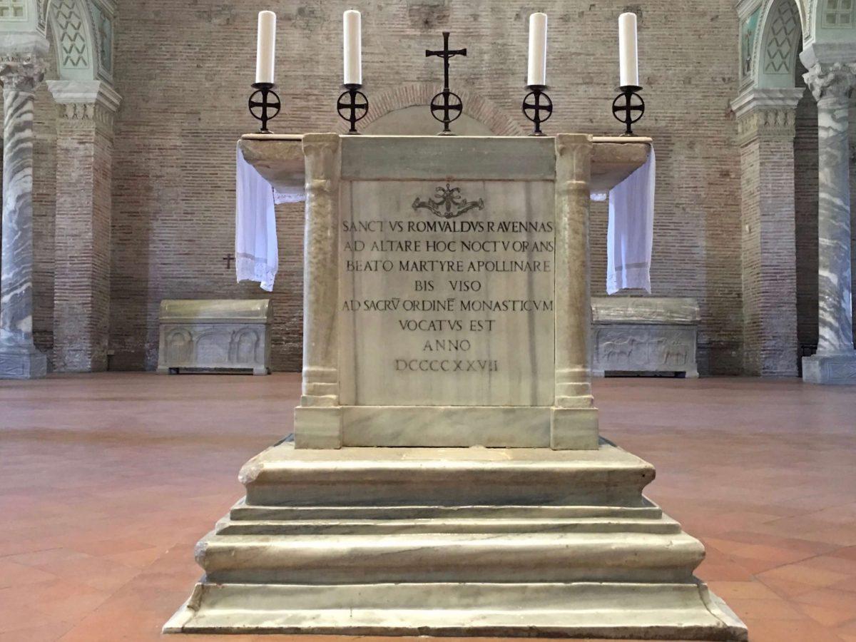 Altare di Sant'Apollinare
