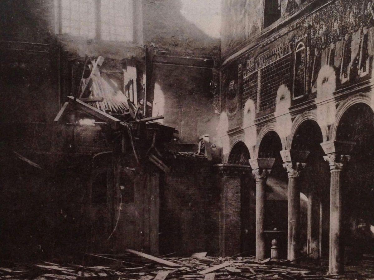 Bombardamenti a Sant'Apollinare Nuovo