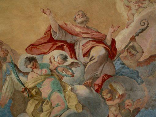 Sant'Apollinare, Basilica di Sant'Apollinare Nuovo, ph Andrea Bernabini