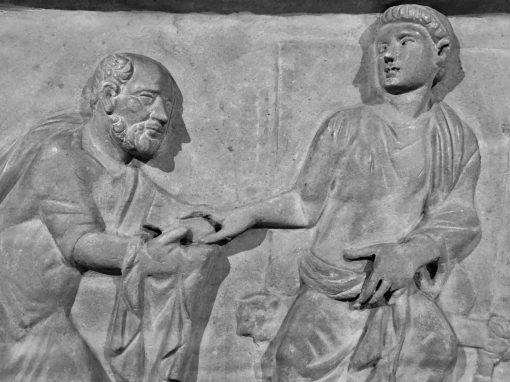 Sarcofago di Pietro Peccatore
