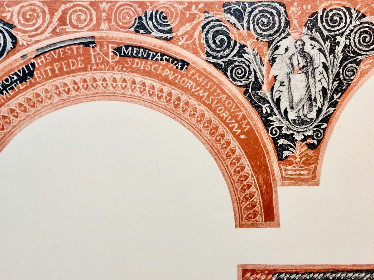 Tavole storiche di Corrado Ricci